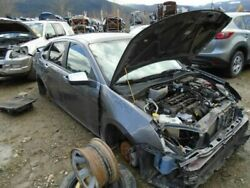 Trunk/hatch/tailgate Without Key Hole W/spoiler Fits 10-11 Focus 7857730