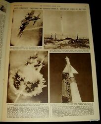 Nike Guided Missile Testing Site 1954 New Mexico Test Pictorial Fort Meade