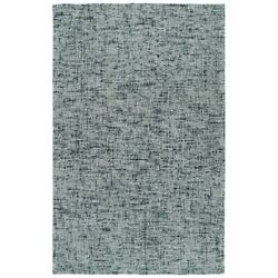 Kaleen Rugs Lucero Area Rug Graphite 8and039x10and039 - Lco01-68-810