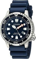 Citizen Menand039s Watch Promaster Professional Diver 200 Meters Eco-drive Bn0151-09l
