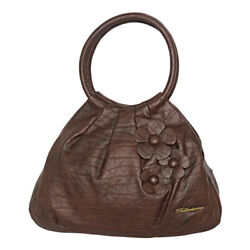 Women Designer Hobo Tote Hand Bag with 2 Compartments 2 Zip amp; 2 Open Pockets $60.00