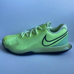 Nike Zoom Vapor Cage 4 Hc - Nadal Tennis Shoes Ghost Green Cd0424-302 Menandrsquos Sz 9