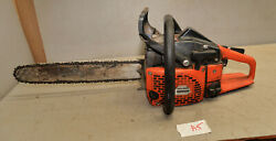 Dolmar 115i Chainsaw Made In Germany Collectible Logging Saw Vintage Tool A5