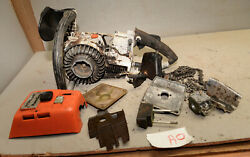 Stihl 041 Farm Boss Power Head Chainsaw Collectible Vintage Parts Saw Lot A0