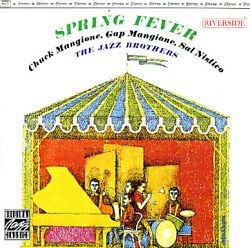 The Jazz Brothers – Spring Fever Featuring Chuck Mangione 1992 Cd Reissue New