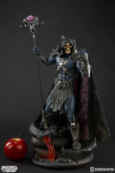 Skeletor Masters Of The Universe Sideshow Collectors Edition Statue New Sealed