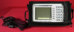 Anritsu S331d Sitemaster 25mhz To 4ghz Cable And Antenna Analyzer