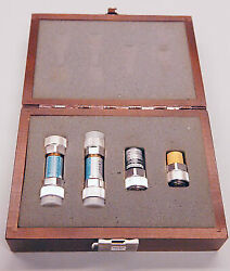Hp 85031a 7mm-calibration Kit For 8753 Dc - 6ghz
