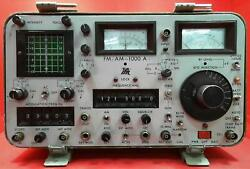 Ifr/marconi 1000a 1164 Ifr 1000a Communications Service Monitor