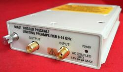Tektronix 80a01 Pre-scaled Trigger Amplifier Module, 8 To 12.5 Ghz B010120