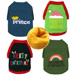 Chihuahua Puppy Sweater Coat Clothes For Small Pet Dog Warm Clothing Apparel New $7.99
