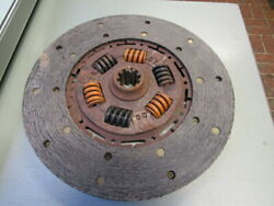 Amc Nash Rambler 9 1/4 Inch Clutch Plate Nos 1950and039s 1960and039s