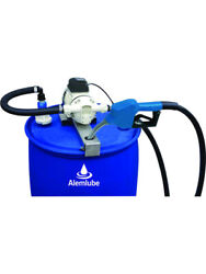 Alemlube 240v Adblue 205 Litres Drum Pump Kit With Meter And Nozzle 201350