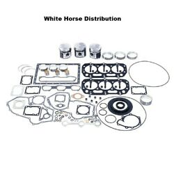 Engine Overhaul Kit Fits New Holland Tc33 Compact Tractor