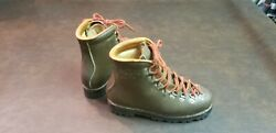 Mens Vintage Beautiful Galibier Super Guide Mountaineering Boots