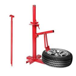 Portable Manual Tire Changer Hand Bead Breaker Mounting Tool For 8andrdquo To 16andrdquo Tires