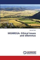 Mgnrega- Ethical Issues And Dilemmas By Navneet Seth English Paperback Book Fr