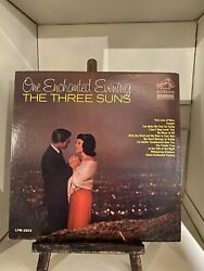 One Enchanted Evening The Three Suns 12quot; 1964 $7.99