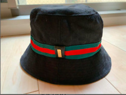 Authentic GUCCI bucket hat hat Size L Used $150.00