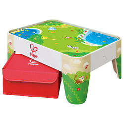 Hape E3823 Railway Playtable Wooden Table Infants Children Toy Age 18 Months+