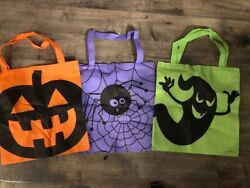 C P inc  Halloween Totes for Halloween Trick or Treat Bags 1 DOZEN $14.00