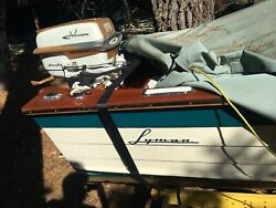 Vintage 1958 Johnson Seahorse Outboard Motor. completely Rebuilt Top And Bottom