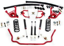 Umi Fbf002r 1970-1981 Gm F-body Handling Kit Package Red 2 Lowering | Stage 2