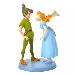 Disney Peter Pan And Wendy Story Collection Figure Ornament Disney Store Japan