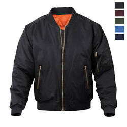 Menand039s Military Bomber Jacket Tactical Army Pilot Jacket Warm Padded Casual Coat