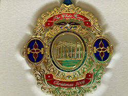 White House Christmas Ornament 2006 Excellent Condition