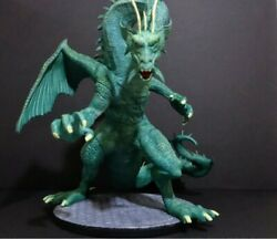 Fin Fang Foom Marvel Legends Premium Format Statue 14 Scale One Of A Kind