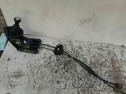 2006 - 2009 Peugeot 207 Manual Gear Linkage Selector And Cables Cq Boxes