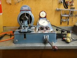 Hartridge Nozzle Test Master Hh 601 Used Works