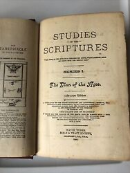 The Divine Plan Of The Ages A Helping Hand For Bible Students 1908 Watchtower Jw