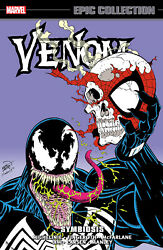 Venom Tpb Epic Collection 1 Symbiosis Softcover Graphic Novel