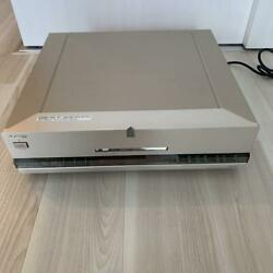 sony Sacd Cd Dvd Player Dvp-s9000es Maintained Silver operation Confirmed