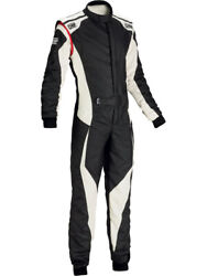 Omp Racing Suit Tecnica Evo Driving 1pc Double Layer Fire Iao185907662