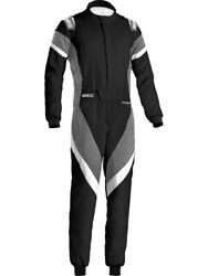 Sparco Victory Driving Suit Single Black Gray Xl 2xl 001135h62ngbo