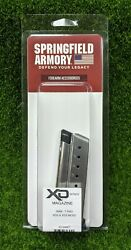 Springfield Armory Stainless Steel 9mm 7 Rd Xds/xds Mod2 Magazine - Xds0907
