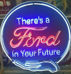 Neon Signs / Ford Sign / Ford Neon Signs / Garage Signs For Men / Ford Auto