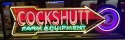 6ft Animated Cockshut Full Can Custom Neon Sign Gas And Oil Freight Shipping