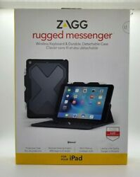 Zagg Rugged Messenger for 9.7 inch Apple iPad $45.00