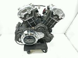 15 Indian Scout Abs Engine Motor Guaranteed 25k Miles