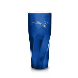 Nfl New England Patriots Thermo Cup Travel Mug Stainless Steel Twister Tumbler