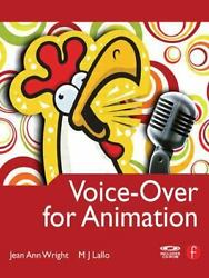 Voice Over for Animation $11.62