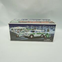 Hess 2004 Toy Truck Suv And Motorcycles Collectible