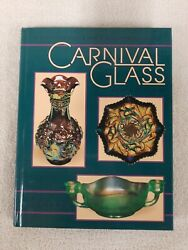 Carnival Glass Encyclopedia Illustrated Antiques Identification Guide Depression
