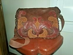 LUCKY Vintage Inspired Hobo Purse $30.00
