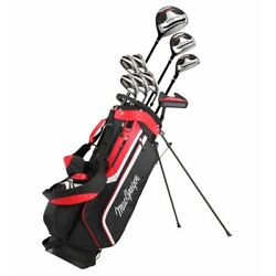 Macgregor Golf Cg3000 Golf Clubs Set With Bag Mens Right Hand
