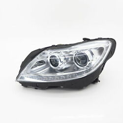 Headlight Left Mercedes S-class Coupe 216 Cl Right Hand Drive